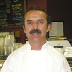 Chef Ricardo Arias